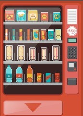 Alabama Healthy Vending Machine Program