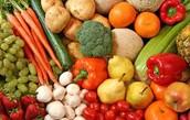 Vegetable Sides/Verduras al lado