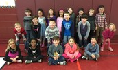 1st Grade - Mrs. Schulte's Class