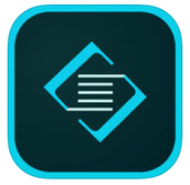 Adobe Slate App