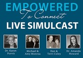 Empowered to Connect Simulcast  April 10 & 11, 2015