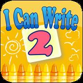 #4: I Can Write 2