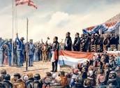 1845- Texas Annexed