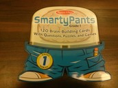 90 QR Melissa and Doug Smarty Pants: Grade 1