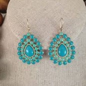 Charlize Earrings-SOLD