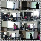 Interactive Boards Session by Fabricio Costa