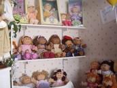 Muñecas de Cabbage Patch