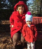 Twin Coats: Renee and Anndi
