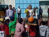 Visita da Sr.ª Presidente da CMA, Dr.ª Carla Tavares