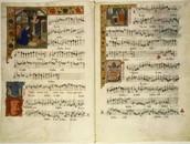 16th Century Music Written
