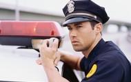 Police on the job