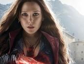 Elizabeth Olsen (Avengers age of Ultron)