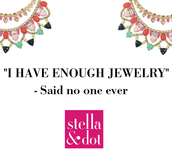 Do you like a deal?  How about 50-70% off Stella & Dot samples?