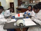Shepard Middle School Visits Biogen