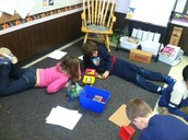 Estimating and weighing using grams