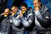 Four-man GOLD