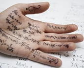 Writing notes on your hand