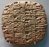 1.Cuneiform