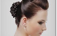 Hair Up Work & Styling