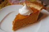 The sweet taste of pie