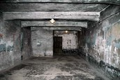 This is what gas chambers looked like.