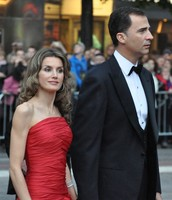 El Rey Don Felipe y Su Esposa