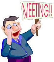 Staff Meeting at 2:45 p.m.