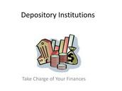 Depository Insitiutions