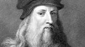 Leonardo da Vinci (15 April 1452 - 2 May 1519)