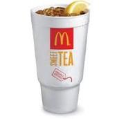 Free McDonalds Iced Tea