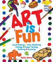 ART can be very Fun and Creative!