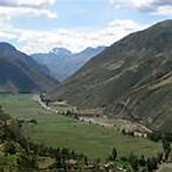 Th sacred valley of the incas.
