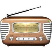 When was the radio made?