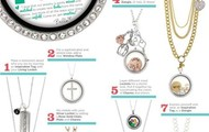 7 Ways to Wear One Locket