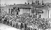 Jews At The Concentration Camps