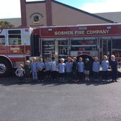 We learned many fire safety rules!