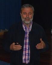 Benito Baranda en emotiva charla CAS