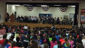 Veteran's Day Ceremony/