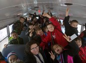 Bus of Champions for First Quarter
