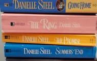 Assorted Danielle Steel Books