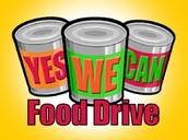 PALS Food Can Drive