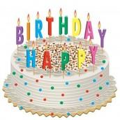 Brennen Birthdays