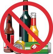Never do alcohol