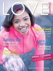 Love, GIRLS Magazine - DC Edition