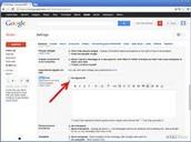 Trabajos de Gmail