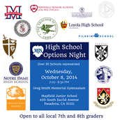 High School Options Night