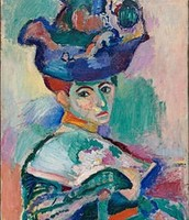 Woman with the Hat