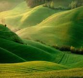 grasslands rolling hils