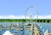 """Experience the """"Capital Wheel"""" at National Harbor!"""