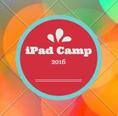 EISD iPad Camp 2016